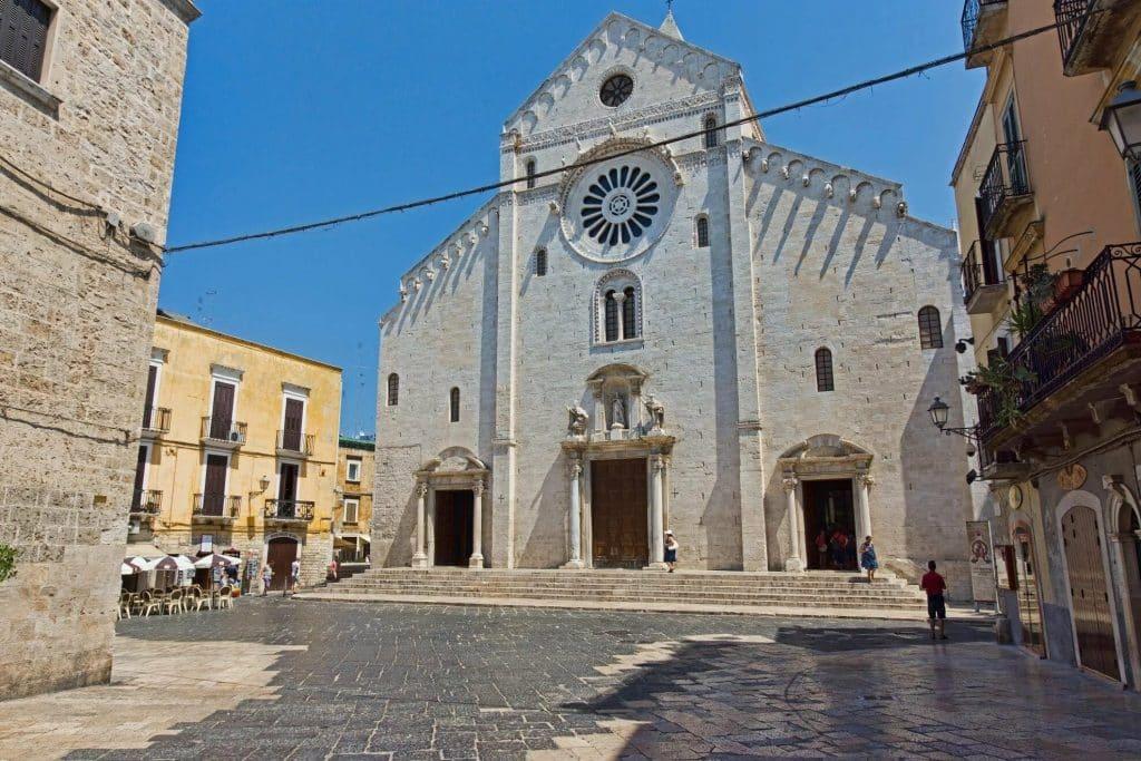 Cattedrale di Bari Visit Mola di Bari Puglia