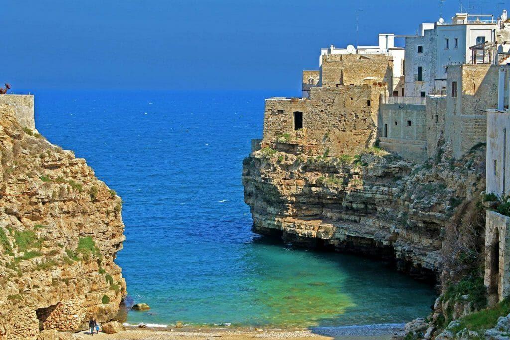 Polignano a mare Visit Mola di Bari Puglia