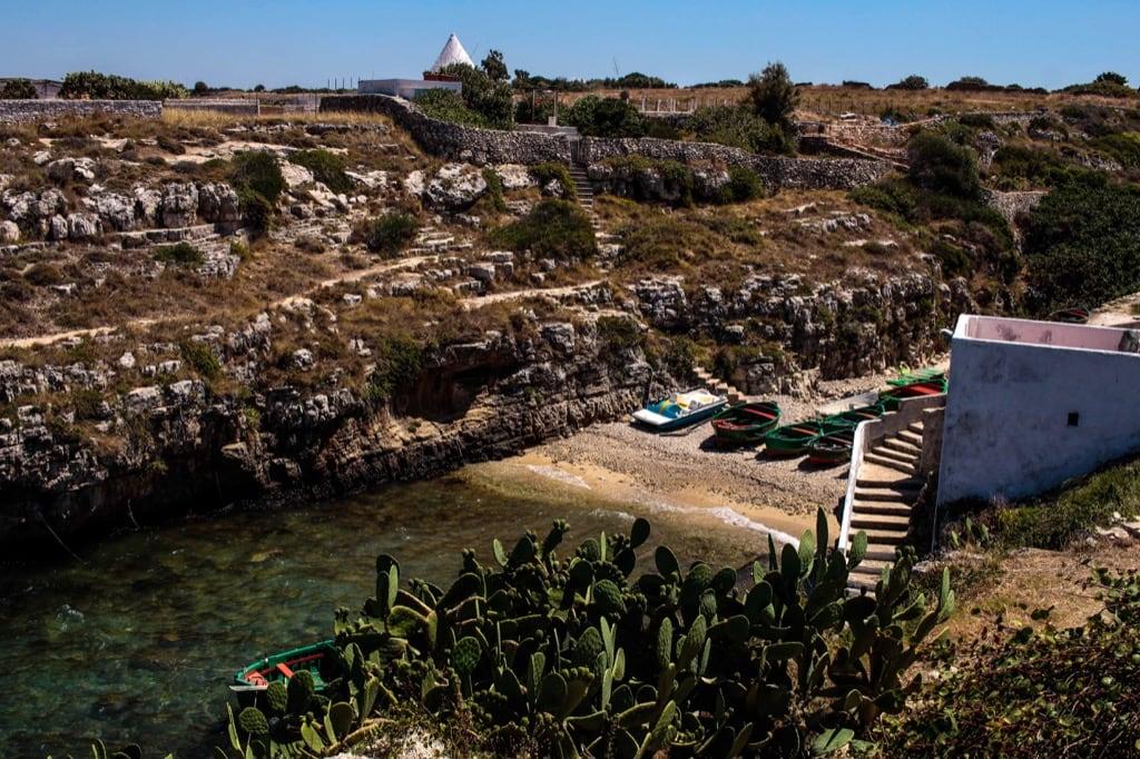 Port_Alga_Polignano_Visit_Mola_di_Bari Puglia