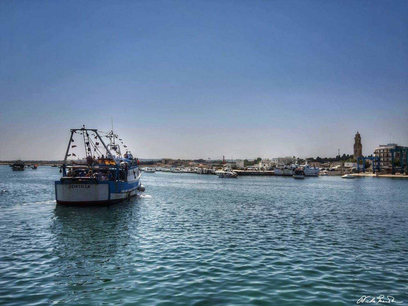 Visit Mola di Bari esperienza made in puglia